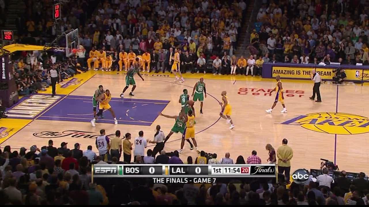 NBA 2010 Finals game 7 boston Celtics vs LA Lakers replay. | DDL Xpress | Sports Downloads and ...